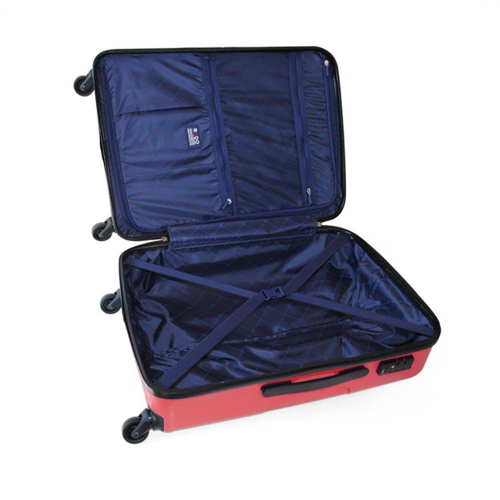 Medium Luggage  CRIMSON RED Modo by Roncato