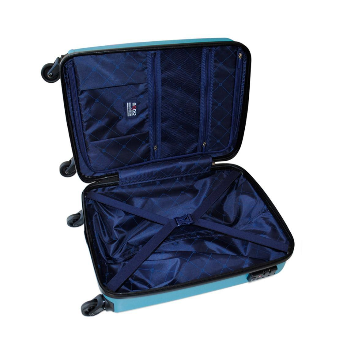 Medium Luggage  ACQUA BLUE Modo by Roncato