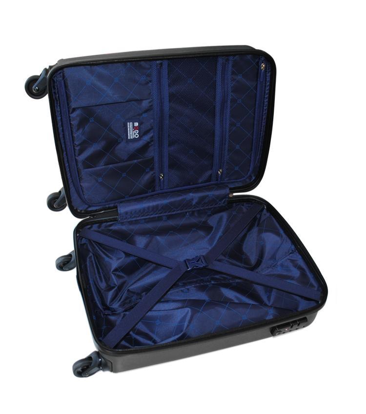 Handgepack  SCHWARZ Modo by Roncato
