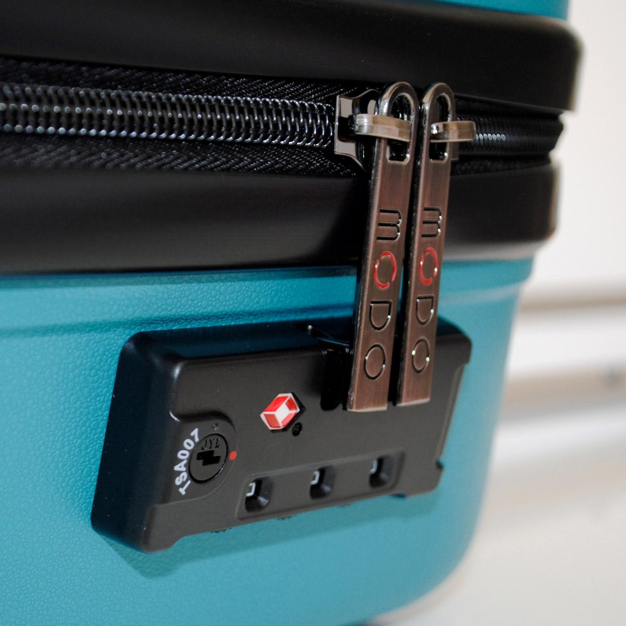 Luggage Sets  ACQUA BLUE Modo by Roncato