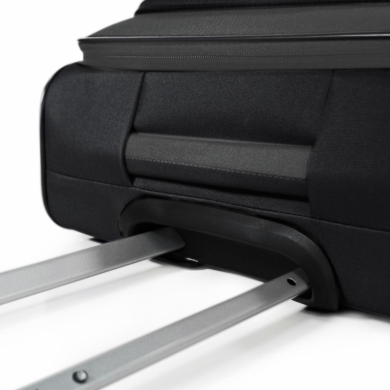 Cabin Luggage  BLACK Modo by Roncato