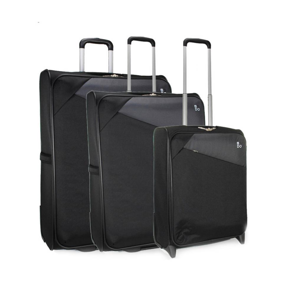 Koffer Sets  SCHWARZ