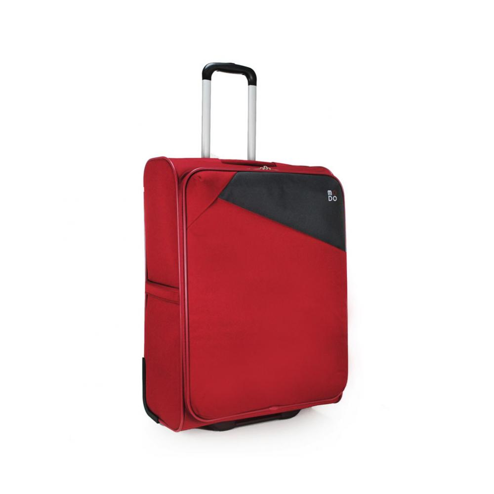 Medium Luggage  DARK RED