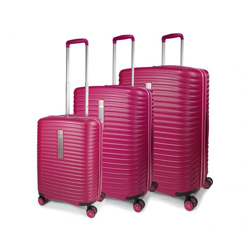 LUGGAGE SETS  MAGENTA