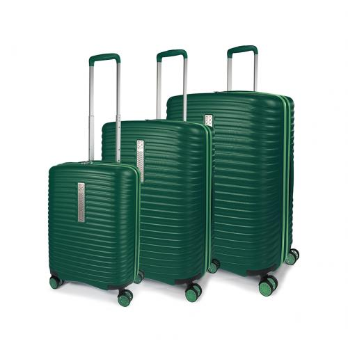 LUGGAGE SETS  FOREST GREEN