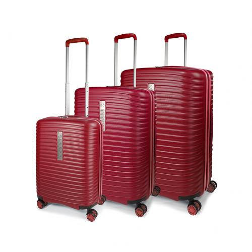 SETS DE VALISES  ROUGE
