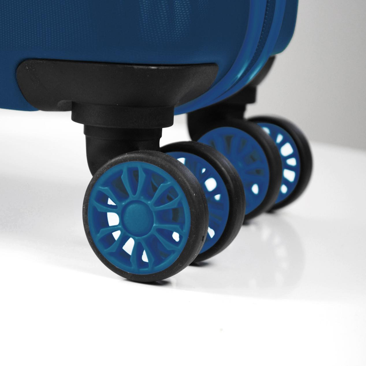 Trolley Grande  BLU NOTTE Modo by Roncato