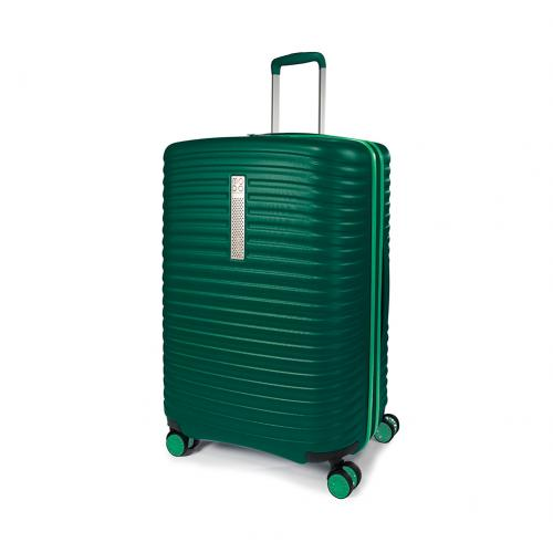 LARGE LUGGAGE  FOREST GREEN