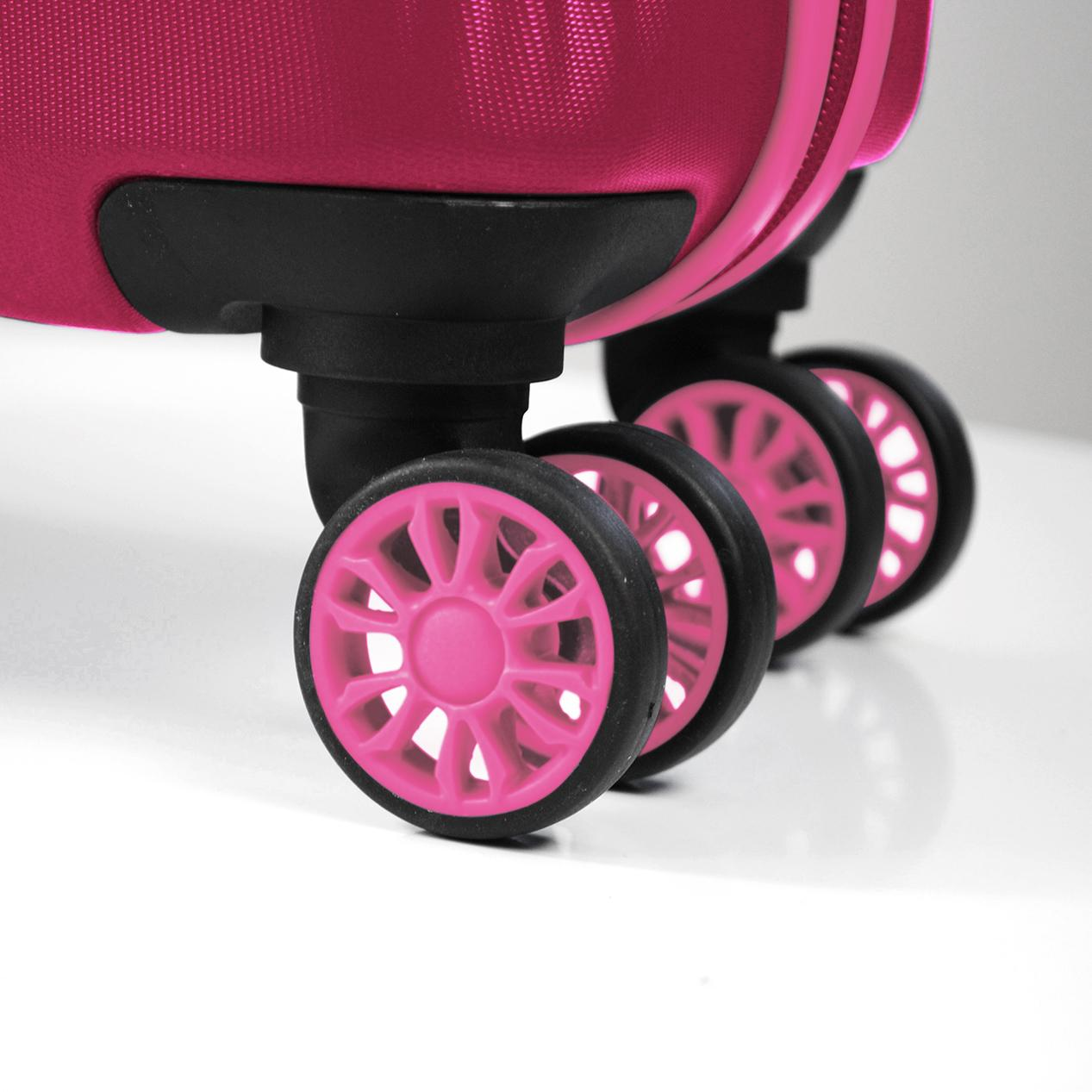 Trolley Medio  MAGENTA Modo by Roncato