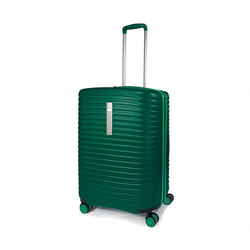 MEDIUM LUGGAGE  FOREST GREEN