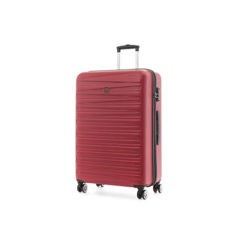 TROLLEY GRANDE TAILLE  ROUGE