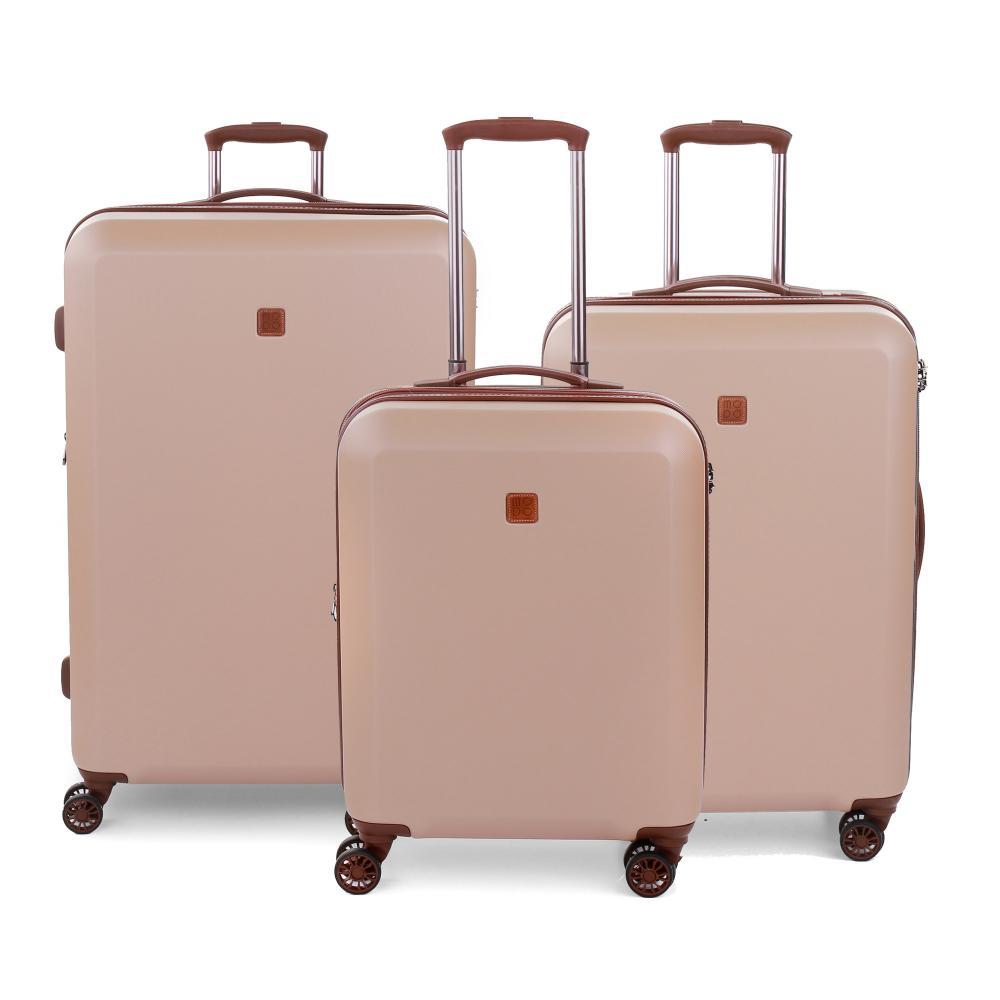 Koffer Sets  CHAMPAGNER
