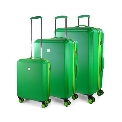 LUGGAGE SETS  GREEN