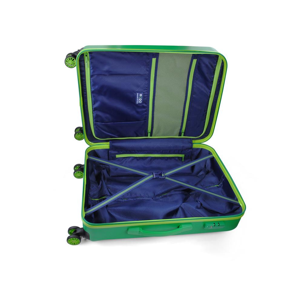 Medium Luggage  GREEN Modo by Roncato