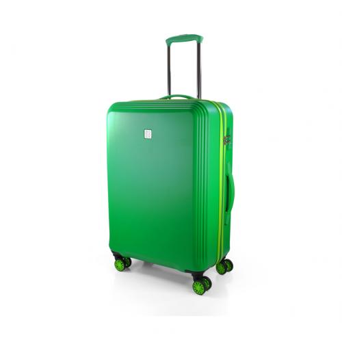 MEDIUM LUGGAGE  GREEN