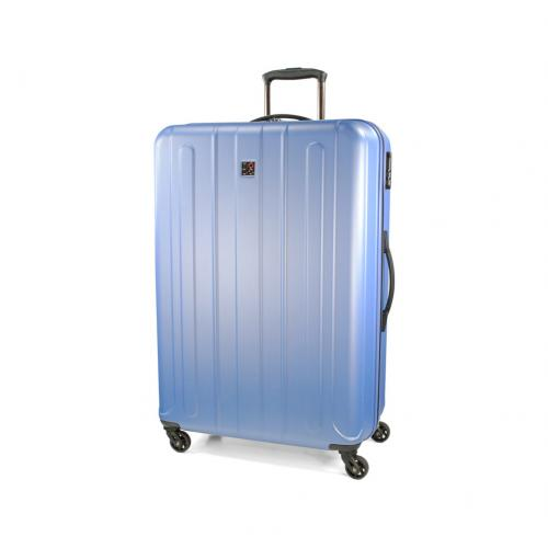 LARGE LUGGAGE  BLUE