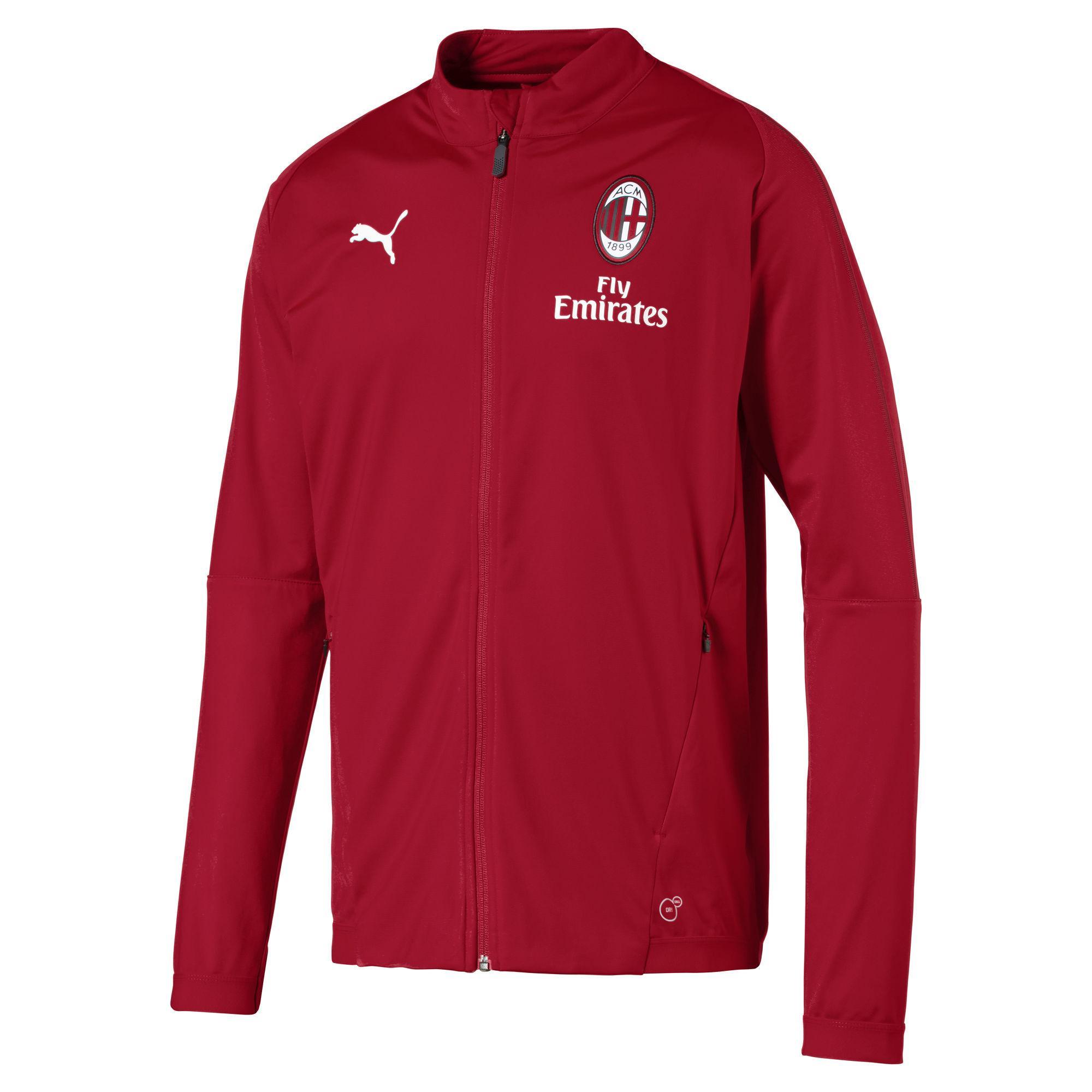 Puma Felpa Panchina Milan Junior  18/19