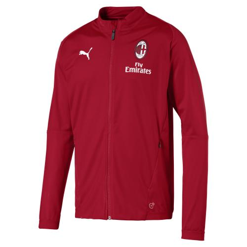 Puma Felpa Panchina Milan Junior  18/19