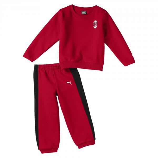 Puma Kit  Milan Baby Rosso