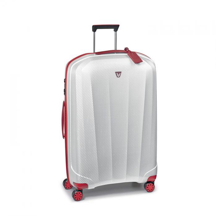 Grosse Koffer  RED/WHITE