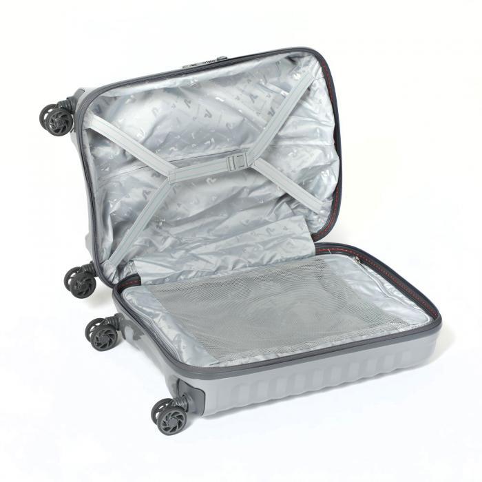 Cabin Luggage  SILVER Roncato