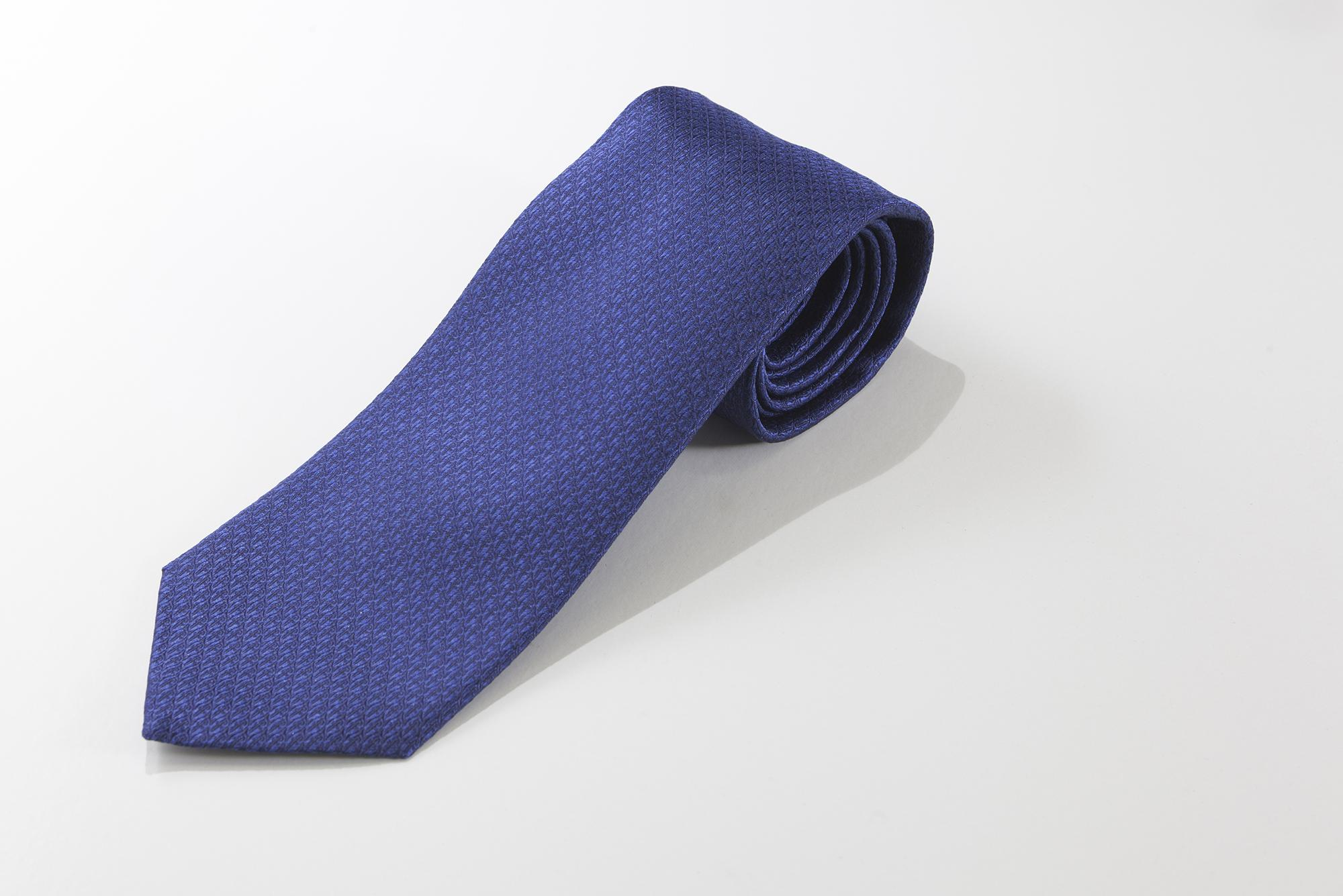 Tie Cambiano Collection Blue Blue