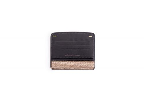 Cards Holder Folio by Pininfarina Dark Brown