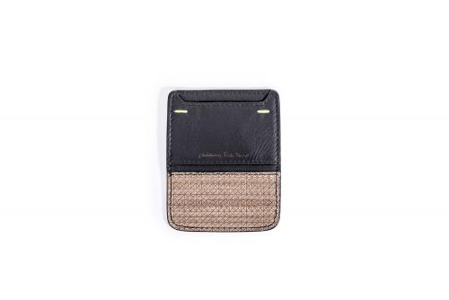 Business Cards Holder Folio by Pininfarina Dark Brown