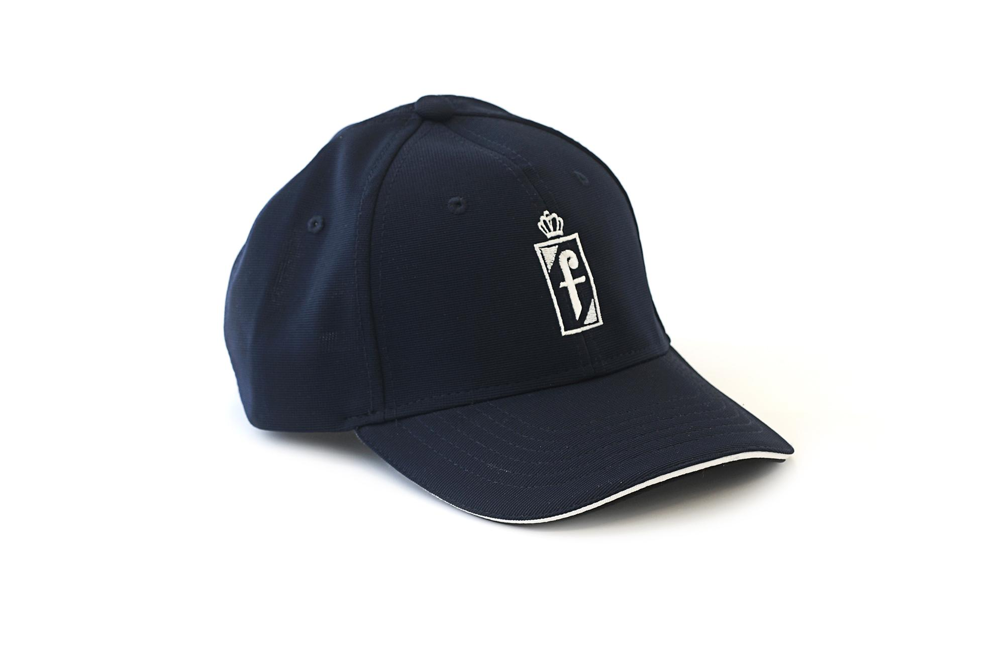 Cappellino Pininfarina Blu Blu