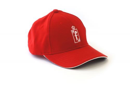 Cappellino Pininfarina Rosso Rosso
