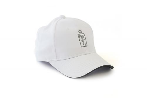 Cappellino Pininfarina Bianco Bianco