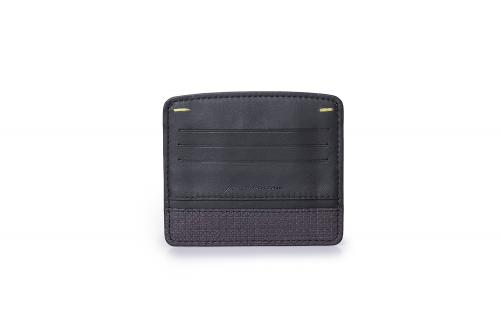 Cards Holder Folio by Pininfarina Black