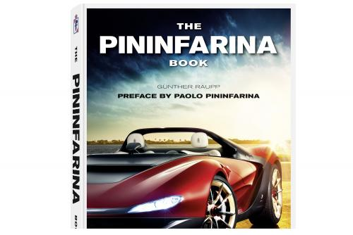 The Pininfarina Book - Günther Raupp Preface by Paolo Pininfarina White