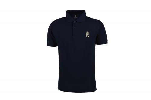 Polo Gold Print Icon85 23 carati Blu