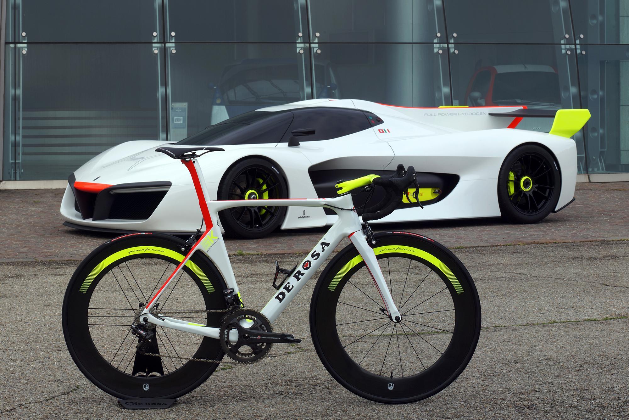 Bike WHEELS METRON DE ROSA Pininfarina Store