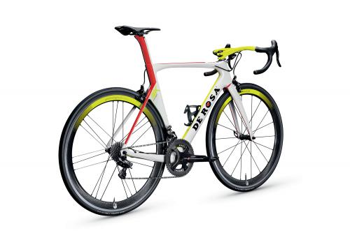De Rosa SK Pininfarina H2 SPEED WHEELS METRON BORA ULTRA