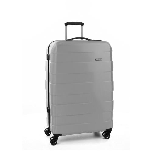 LARGE LUGGAGE  SILVER