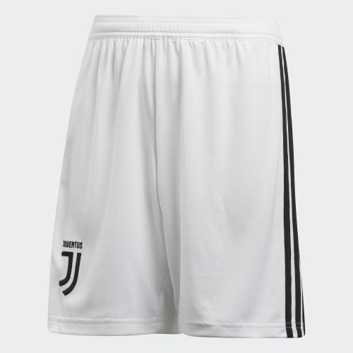 Adidas Shorts de Course Home Juventus Enfant  18/19