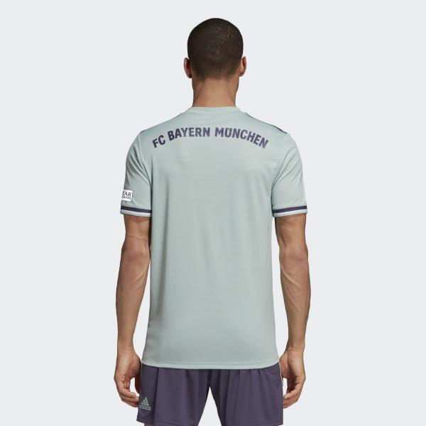 Adidas FC Bayern Munich 18 19 Away Jersey SS (CF5410