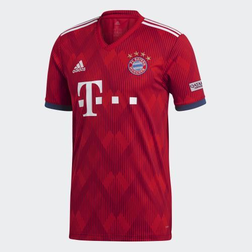Adidas Shirt Home Bayern Monaco   18/19