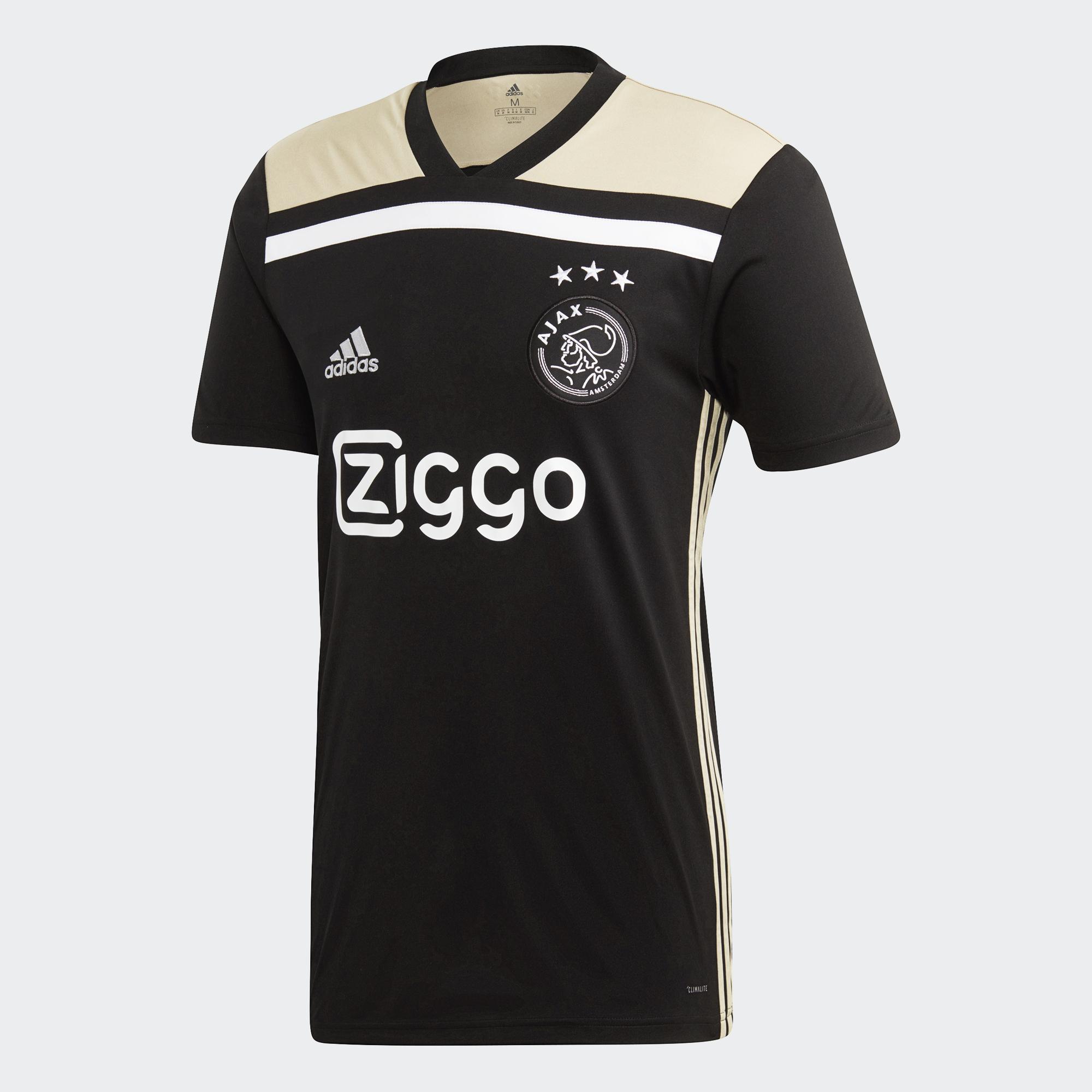 Adidas Maglia Gara Away Ajax Amsterdam   18/19