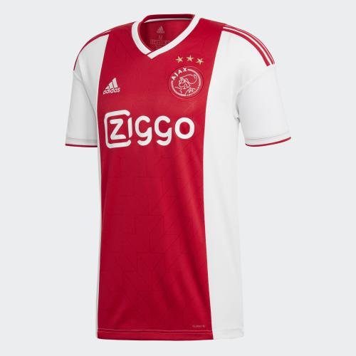 Adidas Shirt Home Ajax Amsterdam   18/19