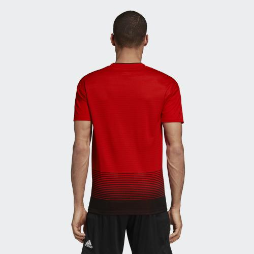 Adidas Maglia Gara Home Manchester United   18/19