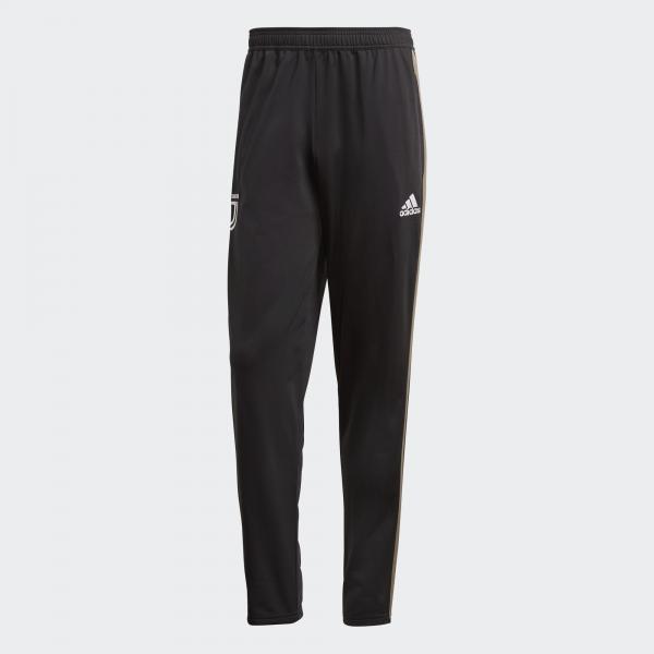 Adidas Pantalone Allenamento Juventus Nero