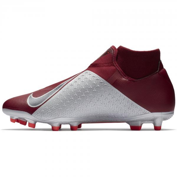 Nike Scarpe Calcio Phantom Vsn Academy Df Fg/mg Rosso Tifoshop