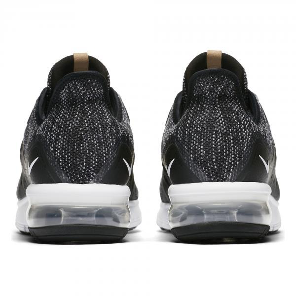 Nike Scarpe Air Max Sequent 3 Grigio Nero Tifoshop