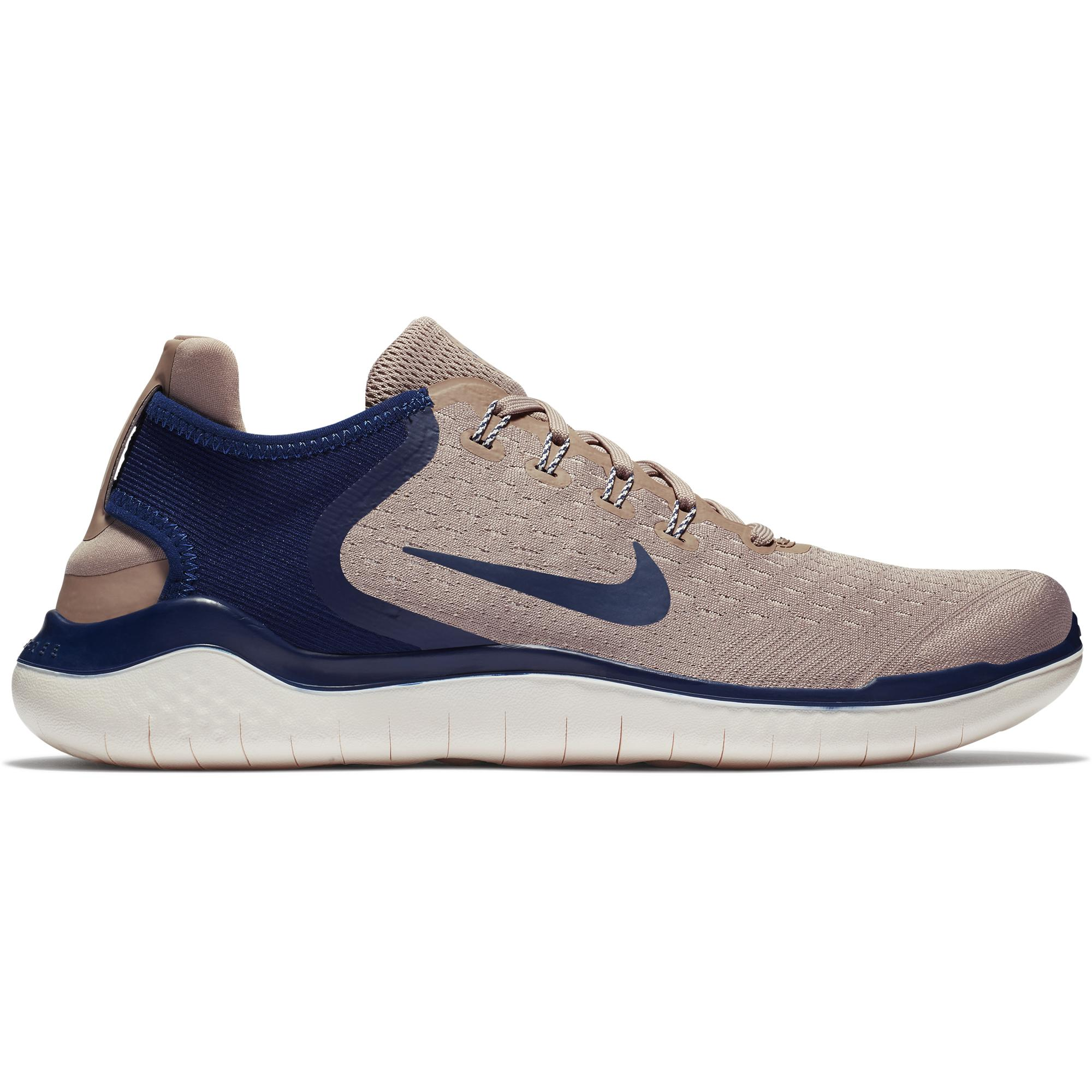 76eb356dd52cb Nike Shoes Free Rn 2018 Diffused Taupe blue Void-guava Ice ...