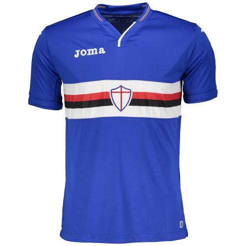 Joma Maglia Gara Home Sampdoria Junior  18/19