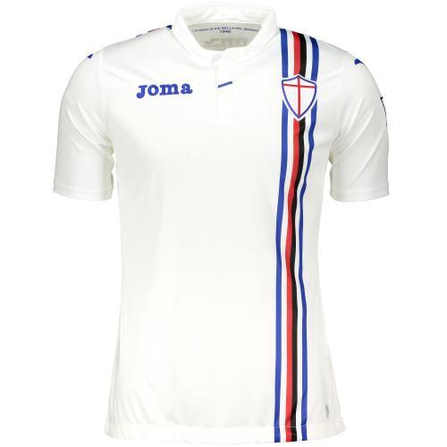 Sampdoria Away Jersey
