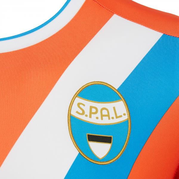 Macron Jersey Away Spal   18/19 Orange Tifoshop